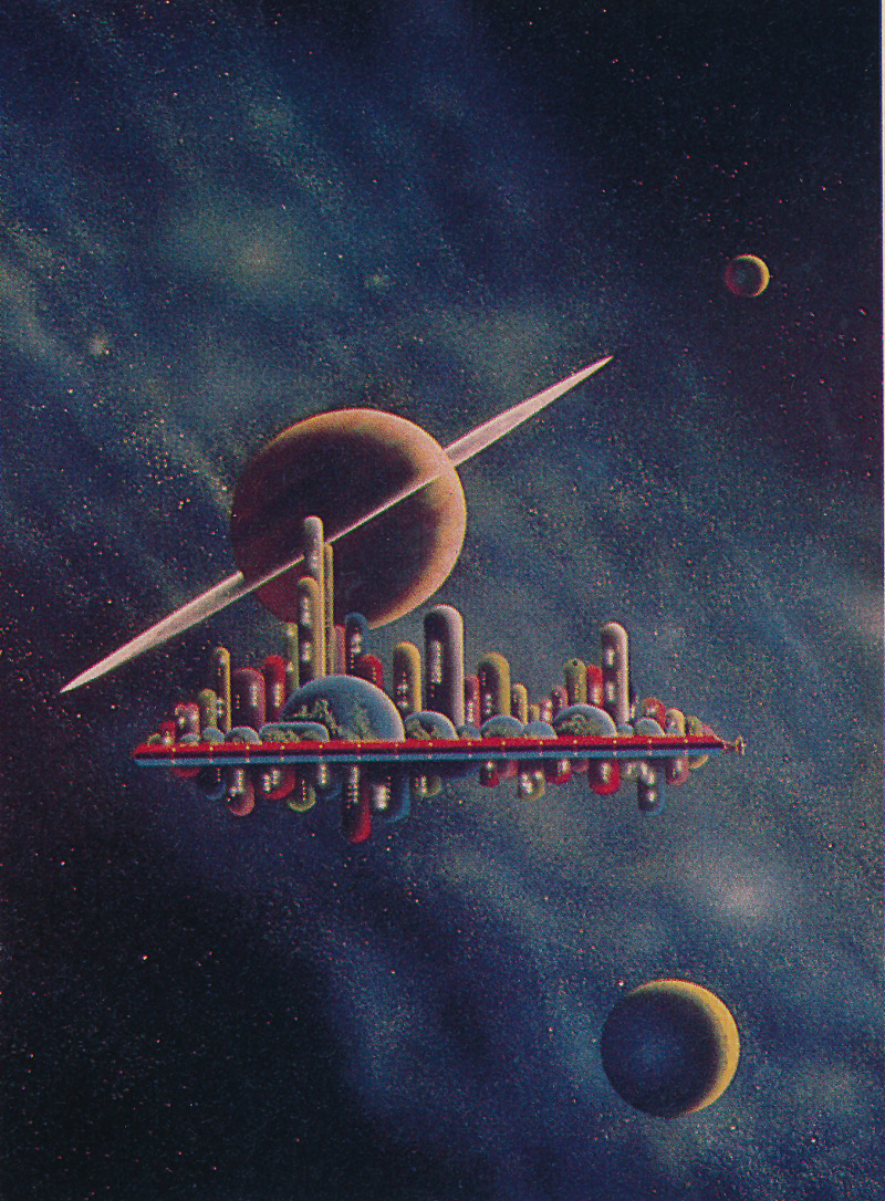 Morris scott dollens melt for Retro outer space