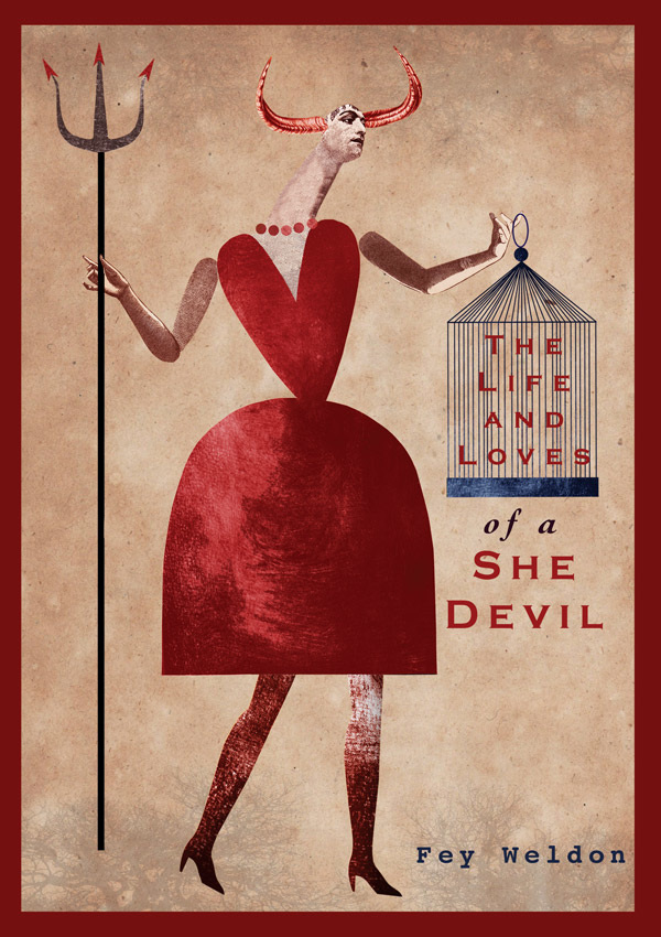 a literary analysis and a comparison of the life and loves of a she devil by fay weldon and the grea Posts about all the books i read, by year then a belated run through fay weldon's the life and loves of a she devil and her analysis of how badly.